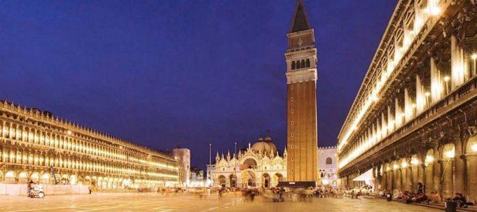 Avrupa'nın Hayranlık Uyandıran Meydanları - Piazza San Marco