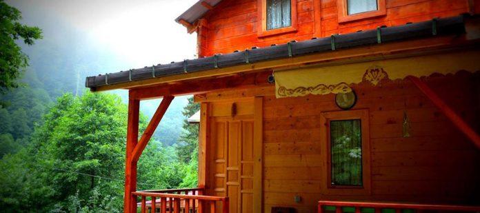 Ayder Yaylası - Ayder Bulut Dağ Evi