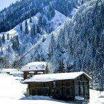 Ayder Yaylası- Kış Manzarası
