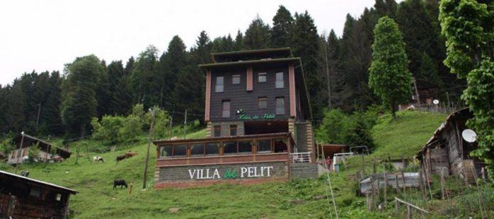 Ayder Yaylası - Villa de Pelit Hotel