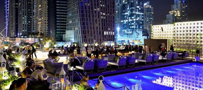 Rüya Gibi Bir Balayı: Dubai - Gece Hayatı