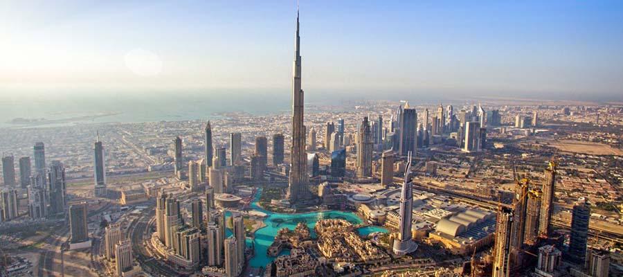 Rüya Gibi Bir Balayı: Dubai - Kule