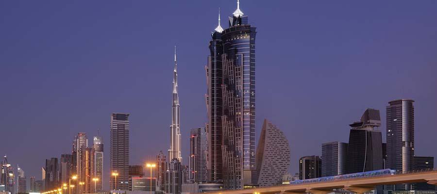 Rüya Gibi Bir Balayı: Dubai