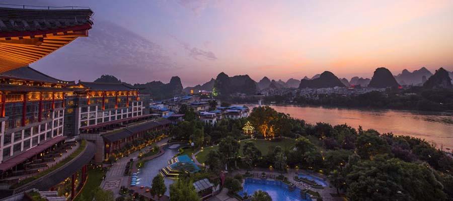 Rüya Gibi Bir Balayı: Dubai - Shangri-La Hotel