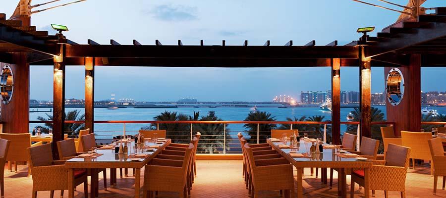 Rüya Gibi Bir Balayı: Dubai - Teras Bar