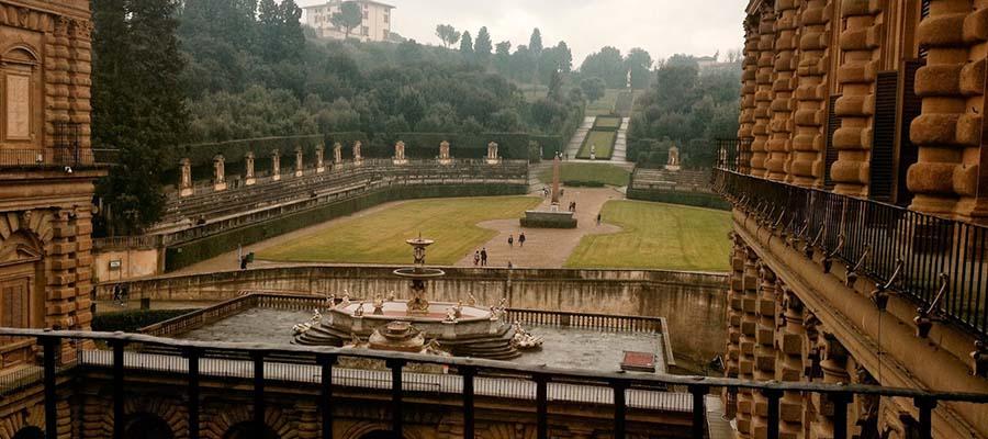 Dünyanın En Güzel Parkları - Boboli - Bahçe