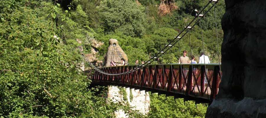 Dünyanın En Güzel Parkları - Parc des Buttes - Genel