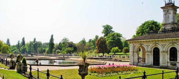 Dünyanın En Güzel Parkları - Hyde Park