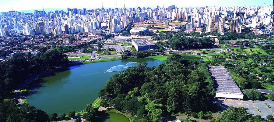 Dünyanın En Güzel Parkları - Ibirapuera - Genel