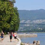 Dünyanın En Güzel Parkları - Stanley Park - Köprü