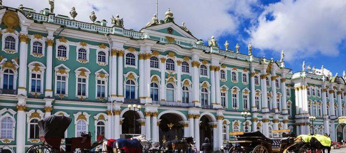 Dünyanın En İhtişamlı Müzeleri - Hermitage