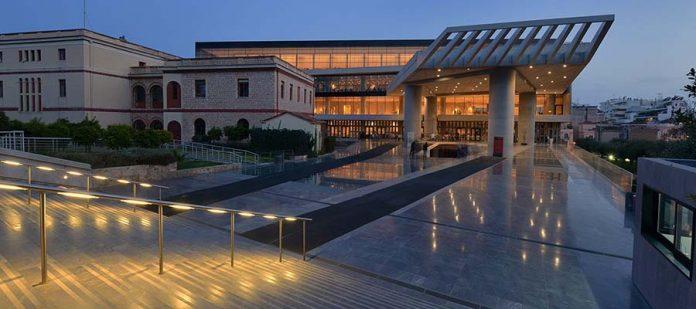 Dünyanın En İhtişamlı Müzeleri - Yeni Akropolis