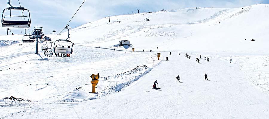 Erciyes Kayak Merkezi - Genel