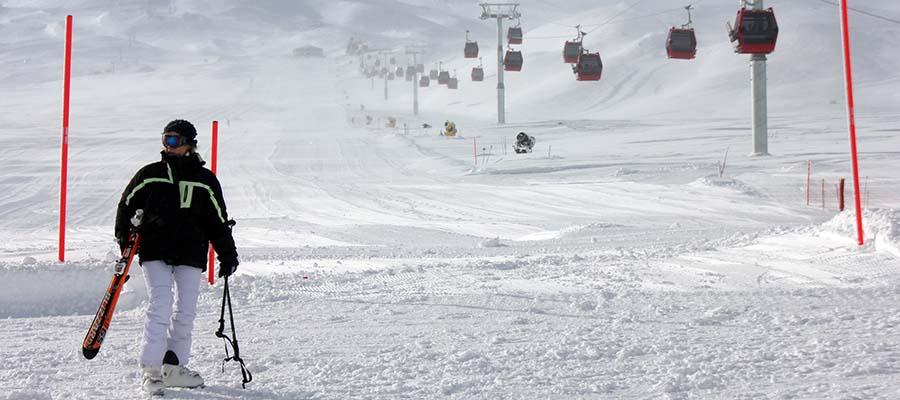 Erciyes Kayak Merkezi - Kayak