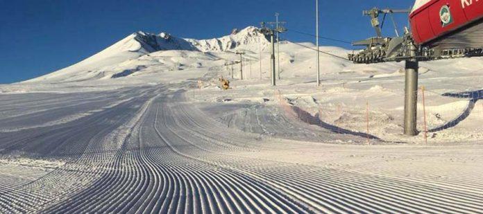 Erciyes Kayak Merkezi - Pistler