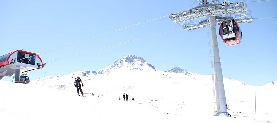 Erciyes Kayak Merkezi - Skipass
