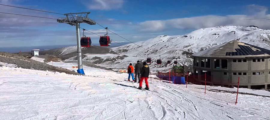 Erciyes Kayak Merkezi - Tesis