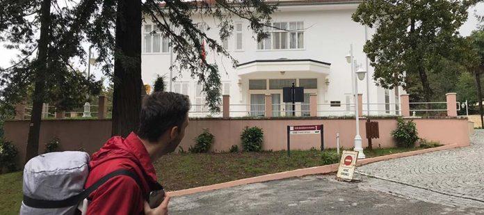 Gezginin Kalemi - Thermalium Hotel - Atatürk Köşkü