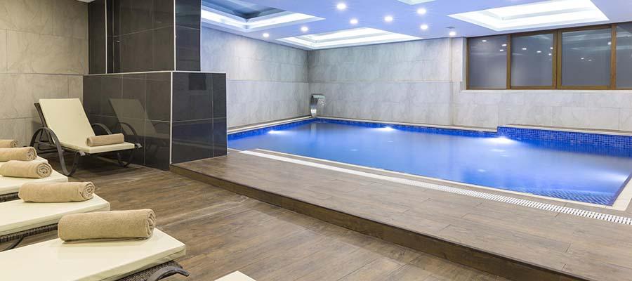 Gezginin Kalemi - Thermalium Hotel - Kadın Termal Havuz