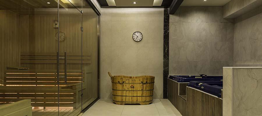 Gezginin Kalemi - Thermalium Hotel - Sauna ve Jakuzi