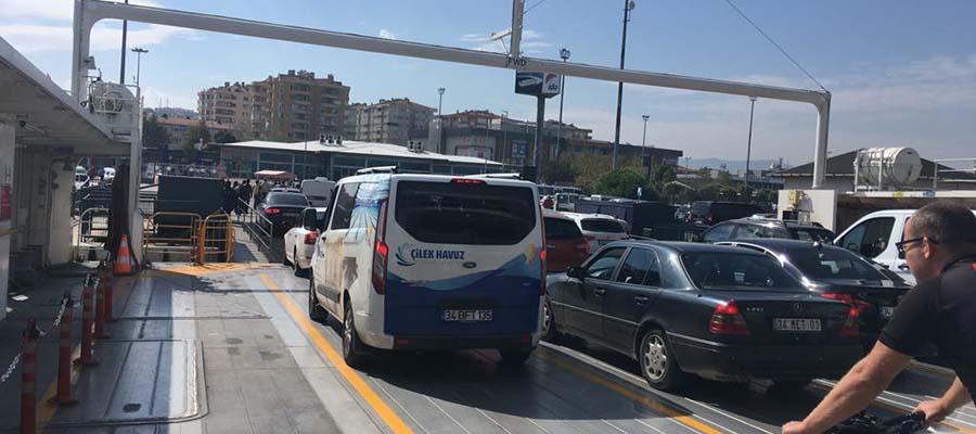 Gezginin Kalemi - Thermalium Hotel - İdo Yalova Terminali Geliş