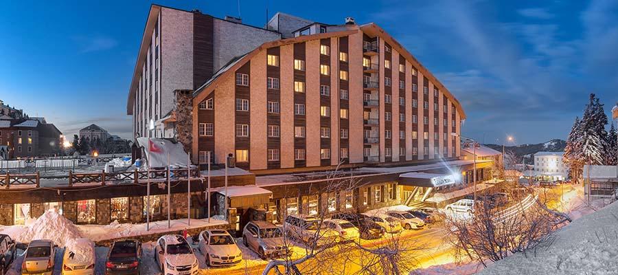 Grand Yazıcı Otel- Akşam Manzarası