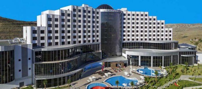 Grannos Hotel - Manzara