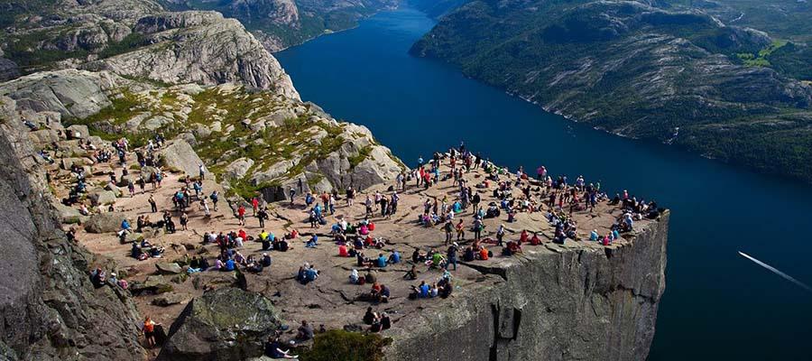 Güvenli Seyahat Edebileceğiniz Yerler - Norveç