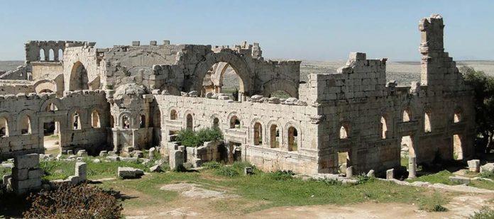 Hatay Gezi Rehberi - Aziz Simeon Manastırı