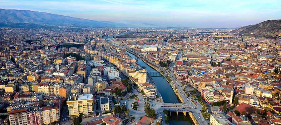 Hatay Gezi Rehberi - Köprü