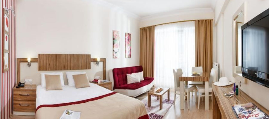 Hattuşa Vacation Termal - Studio Suite