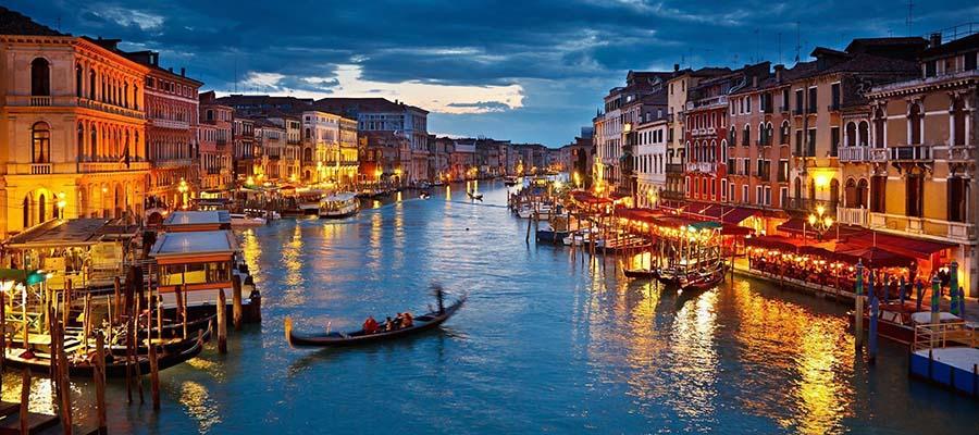 Kanallar Şehri Venedik - Genel