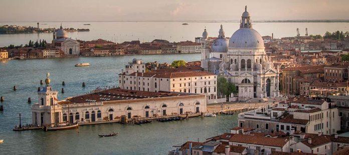 Kanallar Şehri Venedik - Manzara