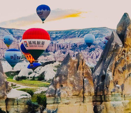 Kasım Ayında Tatil Önerileri - Balonlar