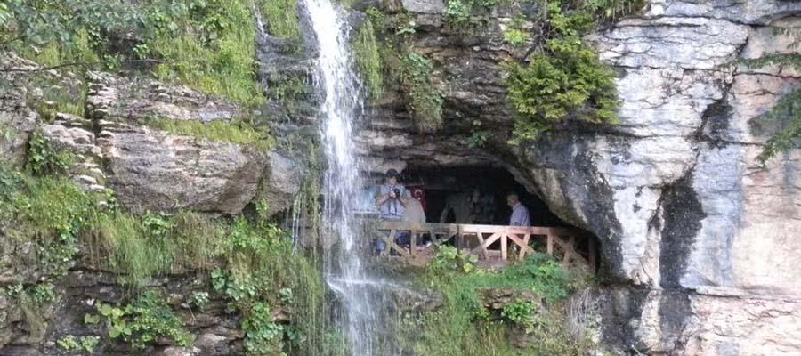 Karadeniz'de Görmeniz Gereken Yerler - Çal Mağarası - Manzara