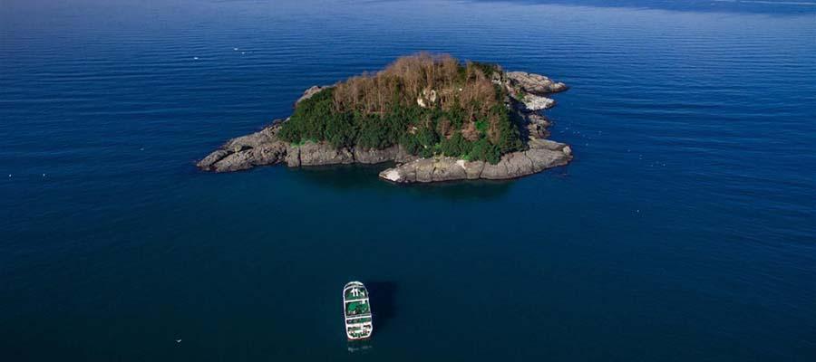 Karadeniz'de Görmeniz Gereken Yerler - Giresun Adası - Görüntü