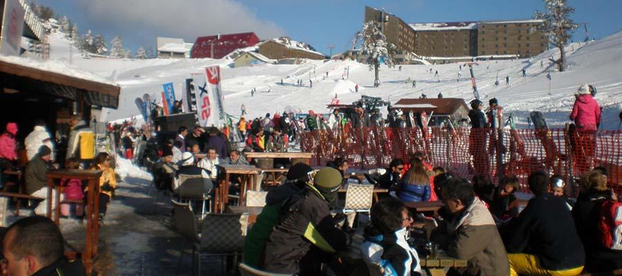 Kartalkaya Kayak Merkezi - Kafe
