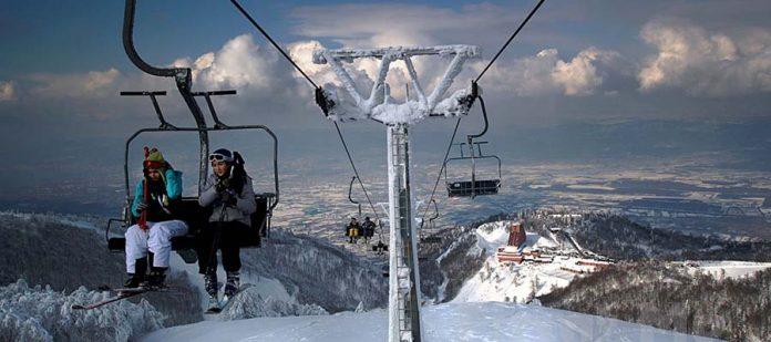 Kartalkaya Kayak Merkezi - Genel