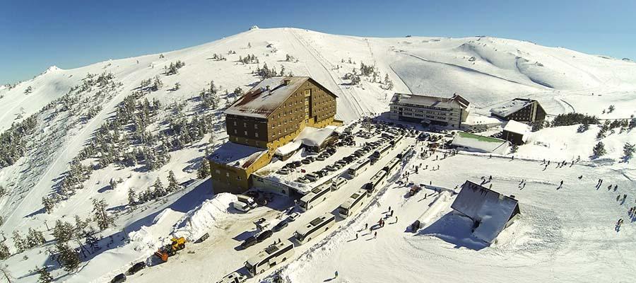 Kartalkaya Kayak Merkezi - Grand Kartal Otel