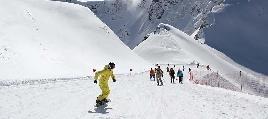 Kartalkaya Kayak Merkezi - Kayak