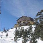 Kartalkaya Kayak Merkezi - Konum