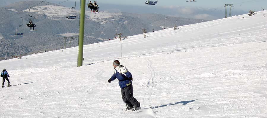 Kartalkaya Kayak Merkezi - Snowboard