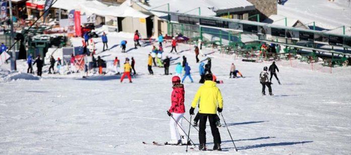 Kartalkaya Kayak Merkezi - Snowfest