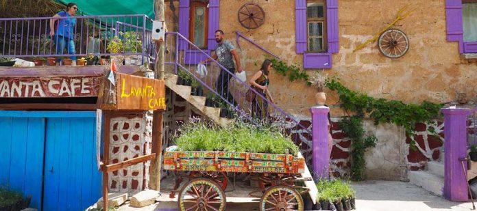 Kuyucak Köyü - Mimari