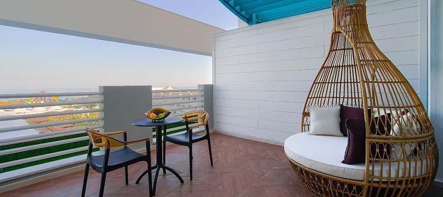 Limak Cyprus Hotel - Balkon