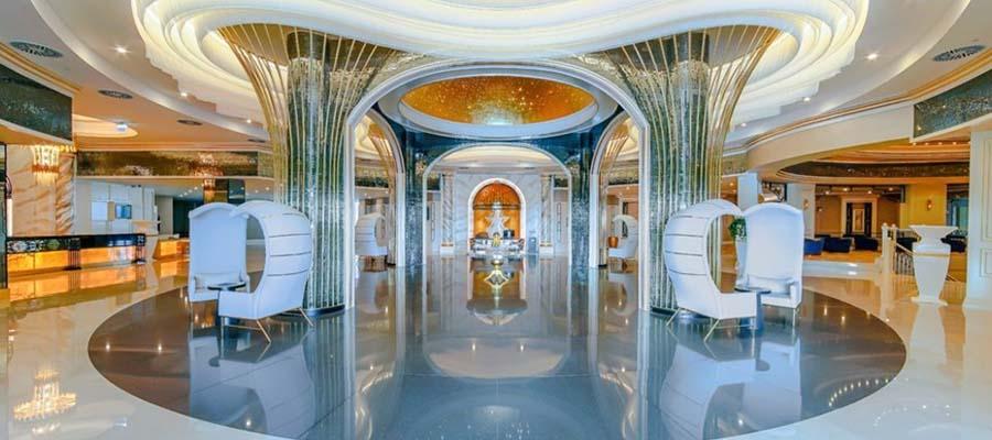 Limak Cyprus Hotel - Lobi