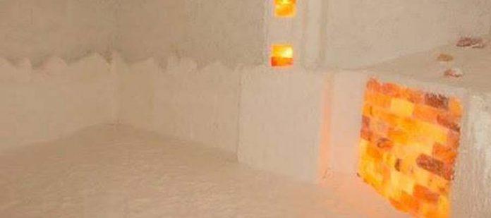 Merada Termal Tatil Köyü - Tuz Odası