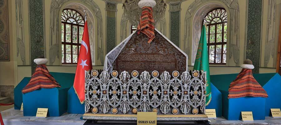 Osman Gazi Türbesi - Genel