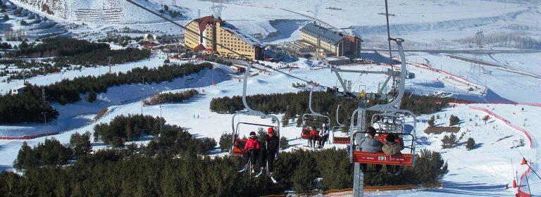 Kayak Merkezleri Skipass Ücretleri