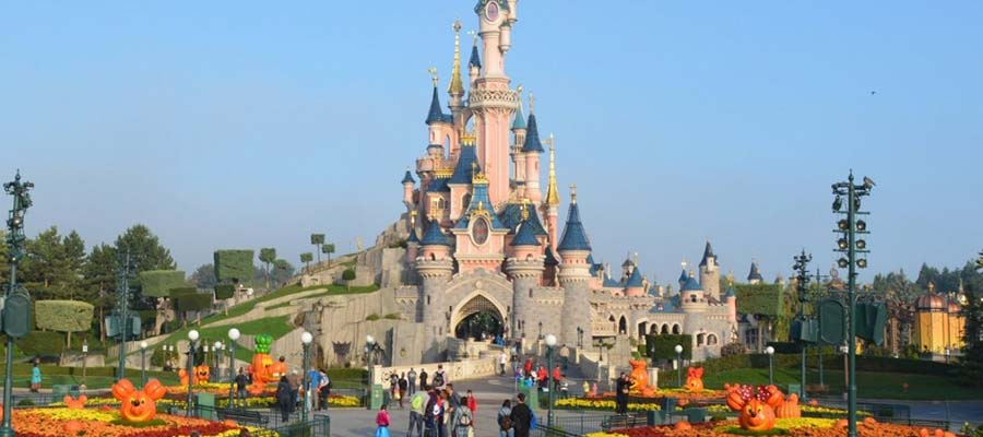 Paris Turu - Disneyland